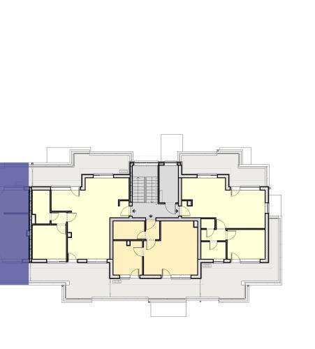 EIV Lépcsőház – 2. Emelet