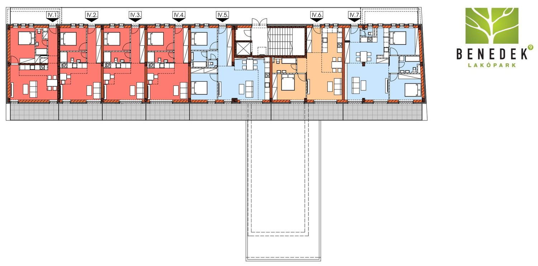 Benedek9 IV. emelet
